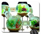 Mouse pad Fish tank Mouse Pad Mousepad Fish Mouse Pad Sold by Yanteng Inc