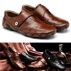 High Quality Classic Leather Moccasins Loafers Mens OxfordsShoes Casual Driving
