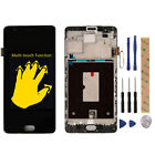 LCD Display Touch Screen Digitizer Assembly Replacement For Oneplus 3 / 3T A3010