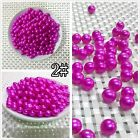 6-7MM 5A Round Genuine Freshwater Color Loose Pearl Beads DIY Jewerlry Material