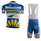 S086 Bike 2017 Men cycling team jersey bib shorts Set MTB Bicycle Sport Clothing