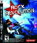 Rock Revolution Game For PlayStation 3 PS3 Music Very Good