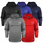 Mens Rain Mac Jacket Crosshatch Ruffaro Cagoule Raincoat In A Bag