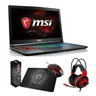 "MSI GF72VR 7RF-650 17.3"" FHD 120Hz (3ms) Core i7-7700HQ GTX 1060 Gaming Laptop"