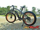 Addmotor Mountain Electric Bicycle Bikes 48V 500W E-Bike for Beach Snow M-560
