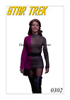 Star Trek Sewing Pattern TOS Romulan Commander Cosplay Comic Con Fancy Plus