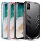 Poetic iPhone X iPhone Xs Case Revolution 360 Degree Protection Cover 3 Colors