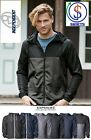 Independent Trading Co. Light Weight Windbreaker Zip Jacket EXP54LWZ NEW on SALE