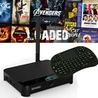 RK3288 Quad Core Android Streaming Box Movie Showbox + RII I8 Keyboard