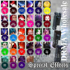 4 Pack SPECIAL EFFECTS Semi-Permanent VEGAN Hair Dye Same Color Punk Rock