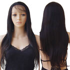 100% Indian Straight Human Hair Wigs 360 Lace Frontal Wig Natural Hairline #csa