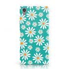DYEFOR DAISY PATTERN COLLECTION PHONE CASE COVER FOR SONY XPERIA
