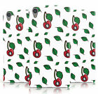 DYEFOR LUCKY 8 BALL CHERRY LEAF PATTERN PRINT PHONE CASE COVER FOR SONY XPERIA £4.95 GBP on eBay