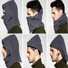 Winter Warm Windproof Cycling Full Face Mask Fleece Cap Thermal Unisex Hat Soft