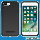 Genuine OtterBox Symmetry case cover for iPhone 8 Plus Tough rugged slim Black