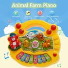 8 Key Kids Gift Knock Playing Education Electronic Toy Piano EN24H