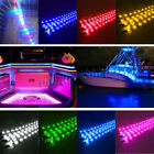 "12"" Waterproof 5050 3528 LED Flexible Strip Light Car Truck Motor Boat Decor 12V"
