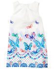 NWT Gymboree Butterfly Flower Print Dress Baby Toddler Girl
