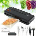 Внешний вид - Automatic Food Vacuum Sealer Saver Packing Sealing Machine w/ Vacuum Storage Bag