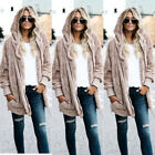 Kyпить US STOCK Women's Long Oversized Loose Knitted Sweater Cardigan Outwear Coat New на еВаy.соm