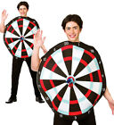 *CLEARANCE* Dart Board Stag Mens Fancy Dress Costume (Wicked)