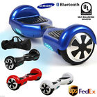 "6.5"" Blutooth Smart C Self Balancing Hoverboard Electric Scooter Skateboard"