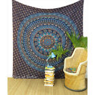 Queen Wall Hanging Tapestry Mandala Bedspread Hippie Boho Bohemian Indian