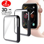 Внешний вид - For Apple Watch 42mm 38mm Tempered Glass Film Full Coverage 3D Screen Protector