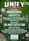 UNIFY FESTIVAL 2018 Parkway Drive Architects PHOTO Print POSTER Amity Affliction