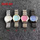 Fashion New M@K Bear Watch Women Lady Fashion Steel Quartz Wristwatch 6848BD#