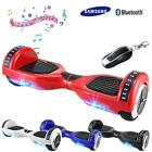 2 Wheel Bluetooth electric Motorized Scooter +Led hoover Board UL safe rugged