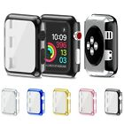 Full Body Cover Case Skin+Screen Protector For Apple Watch iWatch 3 38/42mm 2017