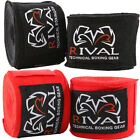 """Rival Boxing 180"""" Traditional Cotton Handwraps"""