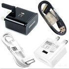 Samsung 2A ADAPTIVE FAST CHARGER EP-TA20UWE + USB 2.0 DATA CABLE FOR TABLET /TAB