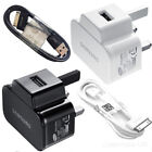 """Samsung USB Data Cable Charger For Galaxy Tab 2 Tablet 7"""" 8.9""""10.1"""" P5110 + Plug"""