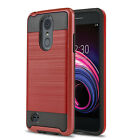 for LG ARISTO 2 / ARISTO 2 PLUS, [Protech Series] Phone Case Shockproof Cover