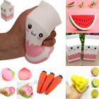Slow Rising Squishies Kawaii Toys Scented Squeeze watermelon Stress Relief Toy