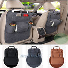 Car Auto Cushion Seat Back Protector Bag Cover For Kids Kick Mat Mud Clean Hot