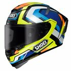 Shoei Shoei X-Spirit III Brink TC-10 Yellow/Blue/White