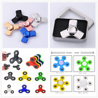 New Glowing Hand Spinner Tri Fidget Tri-Spinner 3D Finger Focus Toy For Gift