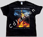 LIVING SACRIFICE T-SHIRT CONCEIVED IN FIRE