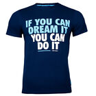 TREC WEAR - T-SHIRT 036 IF YOU CAN - Gym Street Training Wear Fitness Activewear
