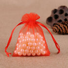 500PCS Organza Candy Bags Jewelry Pouches Wedding Party Favor Gift Sheer Decor