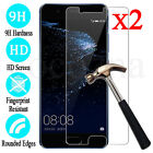 2Pcs Tempered Glass Screen Protector Film For Huawei P8 P9 P10 Lite 2017 P20 Pro