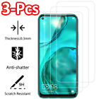 3Pcs For Huawei P40 P30 Lite P20 Pro P10 P Smart Tempered Glass Screen Protector