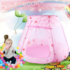 Baby Kids Child Portable Indoor Outdoor Playhouse Toy Tent Ocean Ball Pit Pool