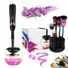 Electric Cosmetic Wash Dryer Brush Cleaning Tool Kit Makeup Brush Cleaner Set