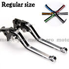 Edge-colored Brake Clutch Levers For Triumph Street Twin/Cup/BONNEVILLE T120 /17 $23.99 USD