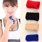 10 x Stretchy Finger Protector Sleeve Support Arthritis Sports Aid Wrap Elastic