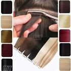 skin weft hair extensions - 30-120Gr Tape In Brazilian 100% Remy Human Hair Extensions Skin Weft Seamless XL